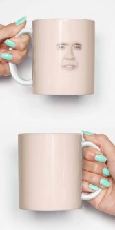 This gifts for your meme trash friends is because nothing is ever quite like drinking out of a Nicholas Cage mug.