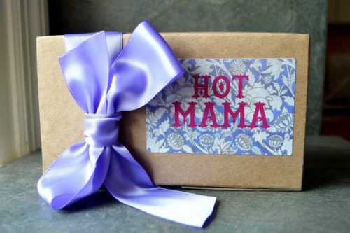 They definitely need to relax so this first mother's day gift ideas is perfect.