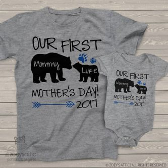 This first mother's day gift ideas is a cute one.
