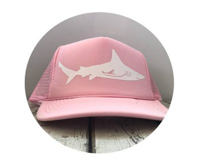 This gift ideas for shark lovers will keep the sun out of their eyes for sure.