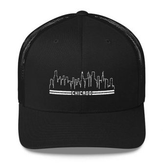 Any skyline cap would be a great father's day gifts for truck drivers.