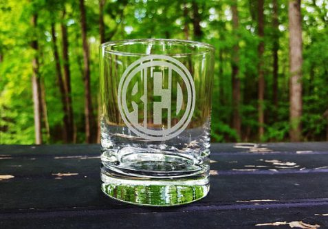Personalized glass for a welder - gift ideas for welders