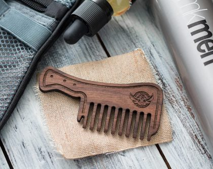 Unique gift ideas for welders - comb