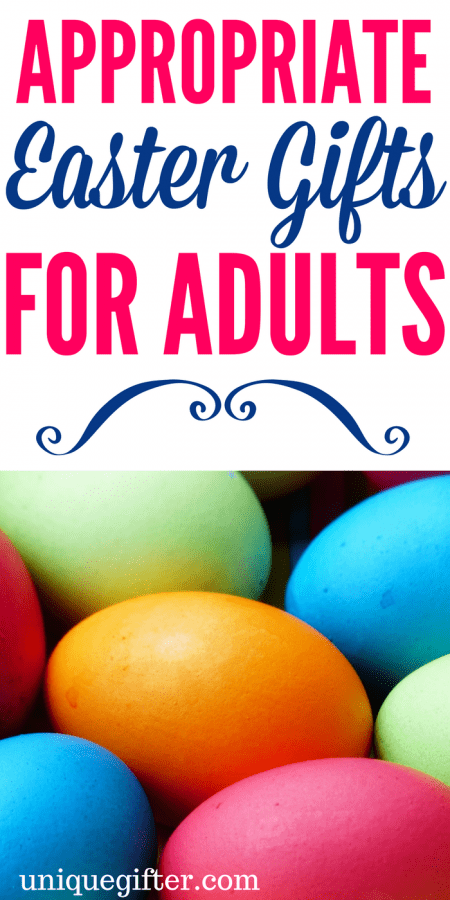 20 Easter Gifts for Adults