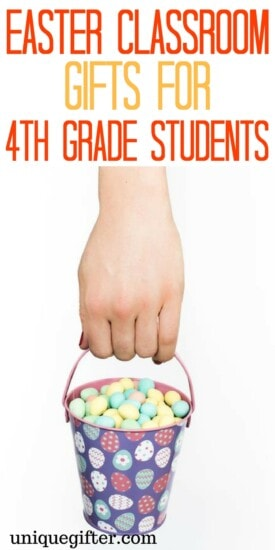 Easter Classroom Gifts for 4th Grade Students | Gifts a teacher can buy for the whole class | What to buy my students for Easter | Cute and Cheap gifts for Fourth Graders | Easter egg hunt presents | Affordable Easter Ideas | Easter Egg Hunts in School | School gift ideas | Room Parent presents for Easter | Gifts for a teacher to buy their pupils | Grade Four