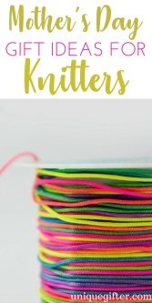 Mother's Day Gifts for Knitters