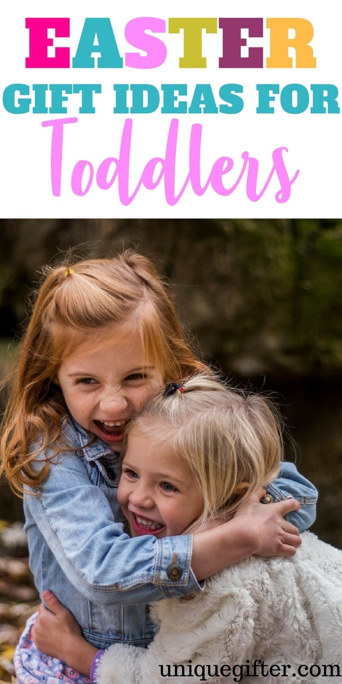 Easter Basket Gift Ideas for Toddlers | What to buy in an Easter Egg hunt for a girl | Easter Egg Hunt ideas for a boy | Fun kids present ideas | Gift Basket inspiration for a little girl or little boy | What to buy a playschool child | Easter Egg hunt ideas | Fun gifts