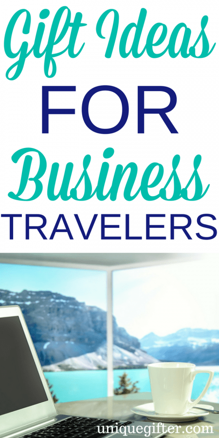 20 Gift Ideas for Business Travelers   Unique Gifter