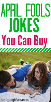20 April Fool's Day Pranks You Can Buy