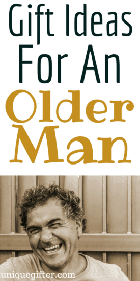 Unique Gift Ideas for an Older Man | What to buy for an Older Man | Presents Ideas for an Older Man |Father's Day Gifts for an Older Man | Christmas Presents for an Older Man | Special gifts for an Older Man | What to buy for him for holidays | #gifts #holiday #olderman