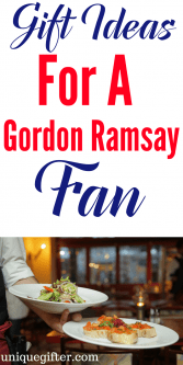 Gift Ideas for a Gordon Ramsay Fan   Gordon Ramsay Gift Guide   Hell's Kitchen Inspiration   Funny Kitchen Gadget   Weird Fan Gifts   Fine Dining Fun