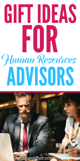Gift Ideas for a Human Resources Adviser | Retirement gifts for a human resources advisor | Creative gifts for the HR department | HR coordinator presents | What to buy my Human Resources friends | Job gifts