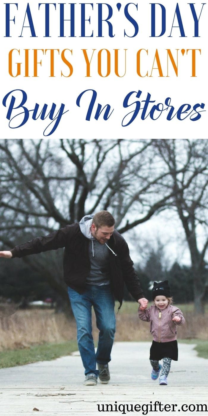 Father's Day Gifts you Can't Buy In Stores | Creative Ways to Spend Time With Dad | Daddy Date Ideas | Family Fun Gifts | Ways to show Dad I love him | Unique Father's Day Experiences