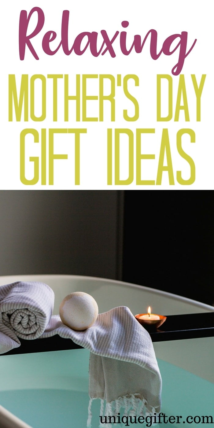 Relaxing Mother's Day Gift Ideas | Creative mother's day gifts | What my wife would love for mother's day | What to get my mom for mother's day | Unique mother's day gift ideas for my daughter | Mother's day presents for mum | Mother's day gifts from kids