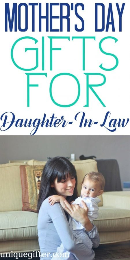 20 Mother's Day Gifts for a Daughter-in-Law