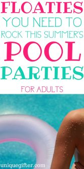Floaties You Need to Rock This Summer's Pool Parties | Adult Pool Fun | Best Beach Accessories | Inflatable Pool Toys | Unicorn Accessory | Gifts for summer birthdays | What to do at the beach this year | How to get the best pool lounger | Summer fashion | Swimsuit fun | Bikini Inspiration
