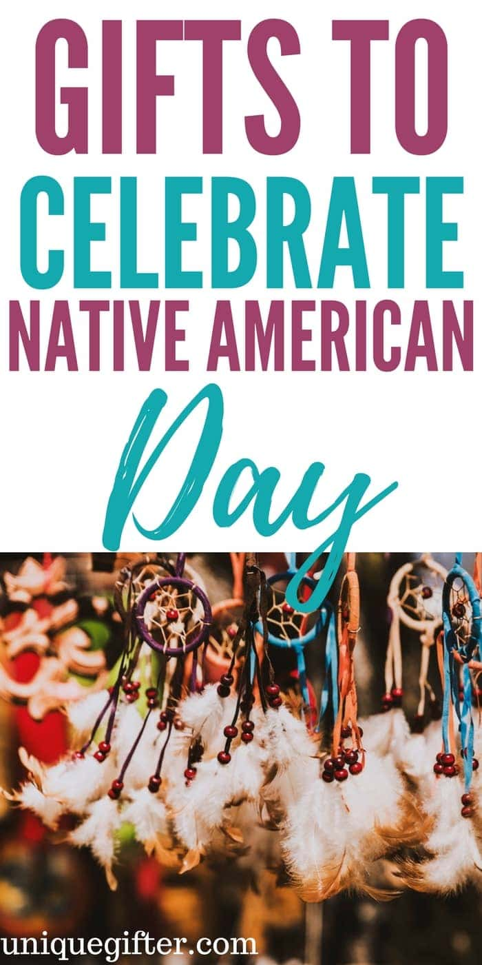 Gifts to Celebrate Native American Day - Unique Gifter