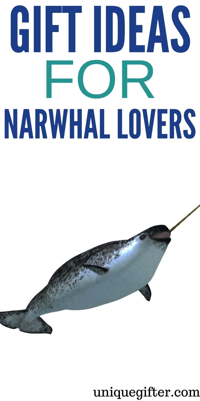 Gift Ideas for Narwhal Lovers | The unicorn of the sea | Birthday presents for my girlfriend | Christmas presents for my boyfriend | Cute baby gifts | Presents for people who like narwhal plushies | Narwhal ring holders | Fun animal gifts | Super creative sea life gifts | #presents #gifts