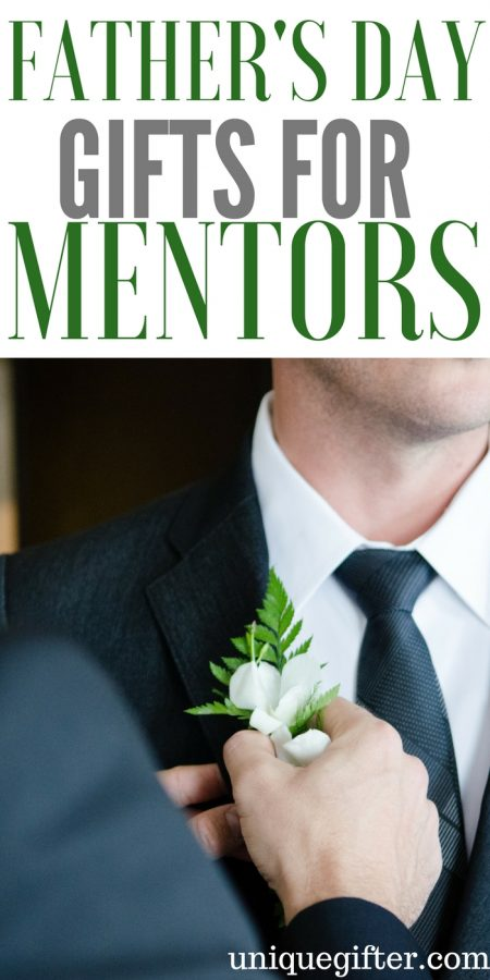 20 Father's Day Gifts for Mentors