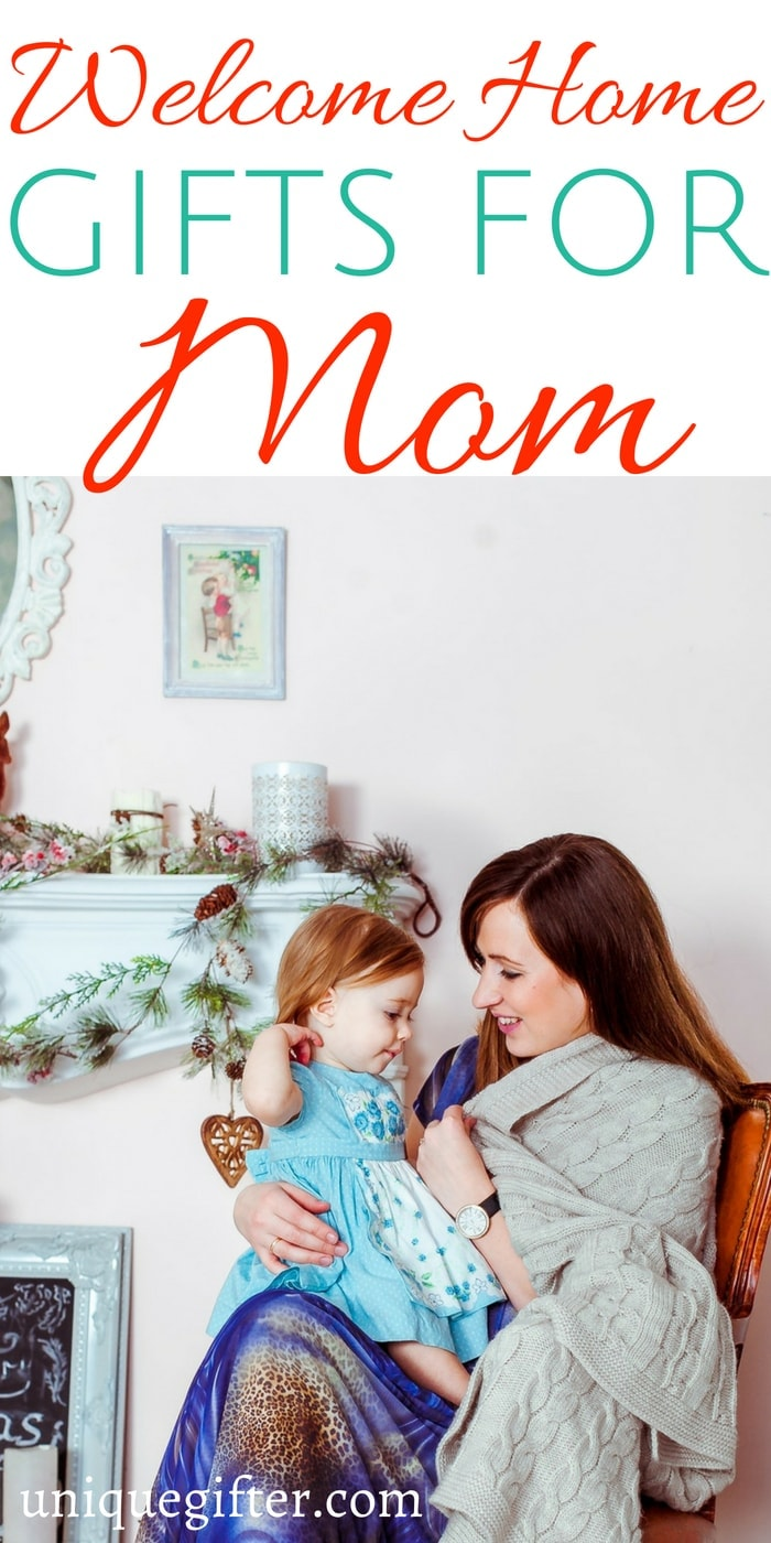 Welcome Home Gift Ideas for Mom | What to Buy to Welcome Mom Home | Welcome Home Gift Ideas For Mom | Creative Gifts For A Welcome Home Gift For Mom | Gift for Moms | Welcome Home Mom presents | What to Buy Mom | #presents #MomGifts #Welcome Home