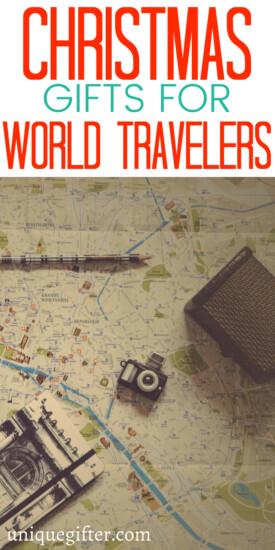 Christmas Gifts for a World Traveler | World Traveler gift ideas | What to buy a World Traveler for #Christmas | World Traveler presents | Unique gifts for a World Traveler | What to buy my BFF for her bday | World Traveler gifts for My Friend | Christmas | Present | Holiday #worldtraveler #travelergifts #christmasgifts