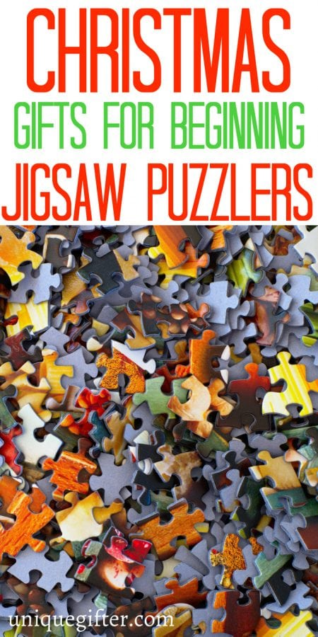 Christmas Gifts for Beginning Jigsaw Puzzlers