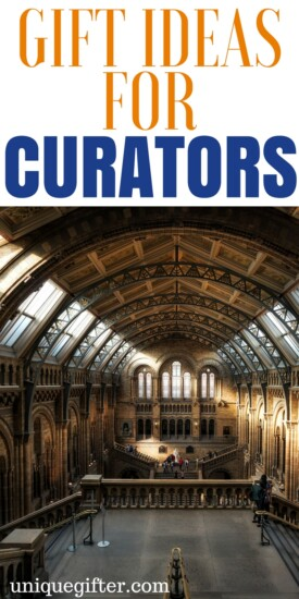 Gift Ideas for Curators | Docent Gift Ideas | Creative gifts for Christmas | What to buy my husband for his Birthday | Gifts for my wife for our anniversary | Museum employee gift ideas | unique gifts for a curator | #gifts #museum #docent #curator