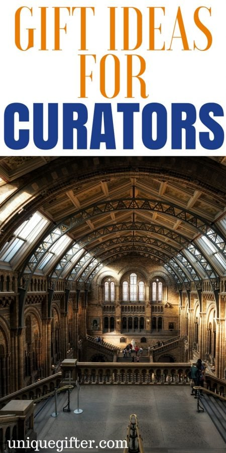 20 Gifts for Curators & Museum Employees
