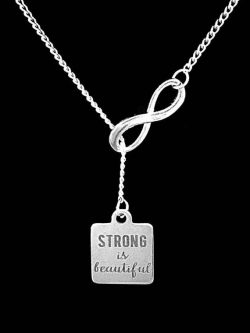 She'll let the world know she's strong with this mother's day gifts for sister-in-laws.