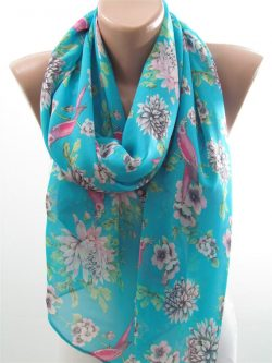 Mother's day gifts for sister-in-laws include this beautiful scarf.