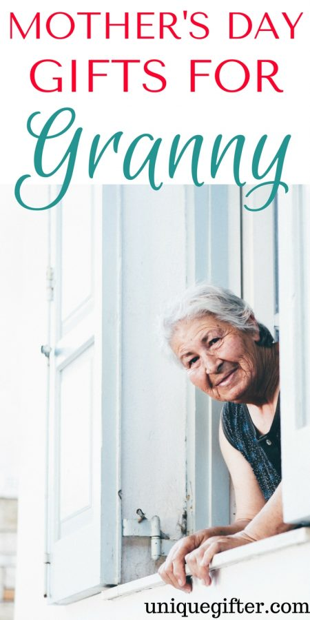20 Mother's Day Gifts for Granny
