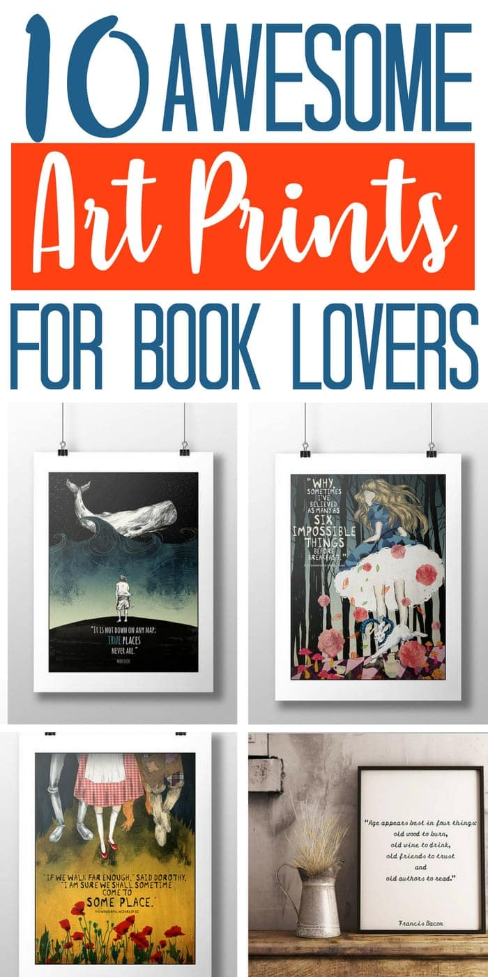 Awesome Art Prints for Book Lovers | Amazing Christmas presents for Bookworms | Beautiful home decor for my librarian wife's Birthday | Library lover anniversary presents for my husband | What to buy my girlfriend | Fun presents for my boyfriend | Amazing book art | The best quote posters | #quotes #books #bookworm