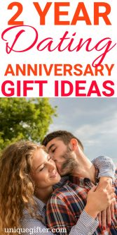 2 Year Dating Anniversary Gift Ideas