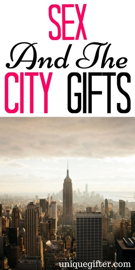 Sex and the City Gifts