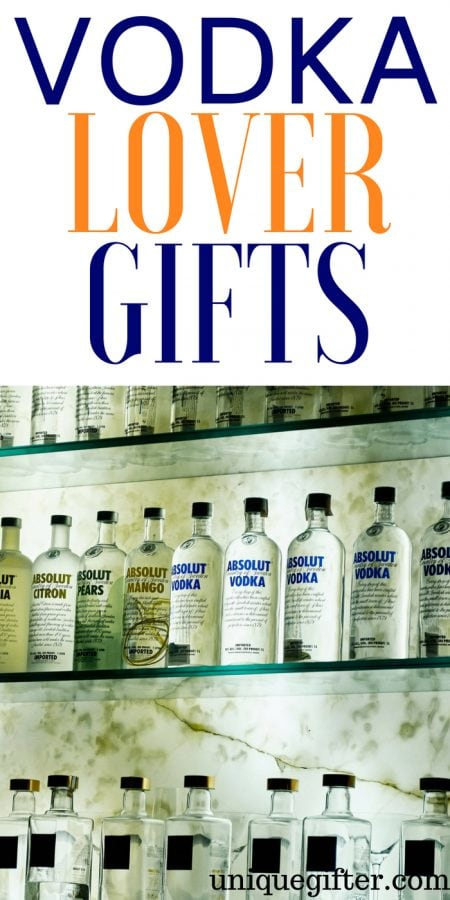 Vodka Lover Gifts