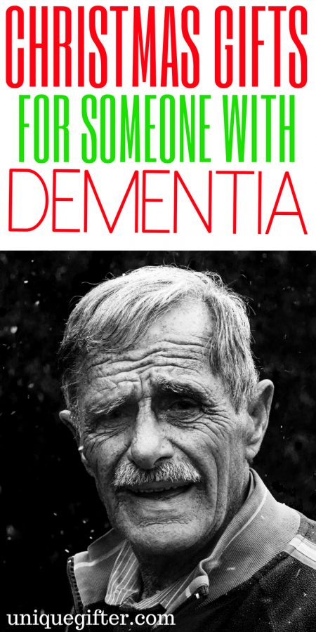 20 Christmas Gifts for Someone with Dementia