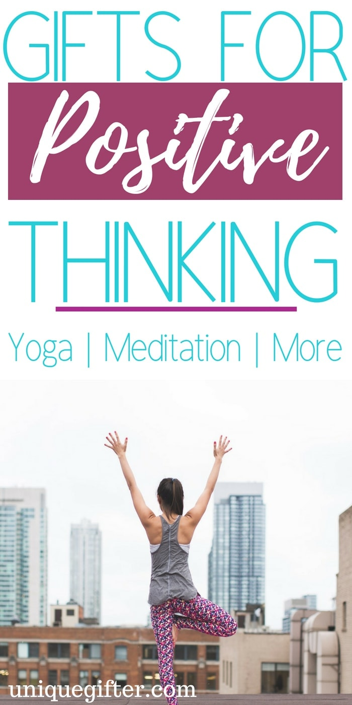 Gifts to buy for someone for postive thinking | Positive thinking gifts | Helpful positive thinking gifts | Uplifting gifts for positive thinking | Encouraging presents to buy | What to buy to help encourage someone | #Christmas gifts for someone to encourage | Meditation | Yoga | #gifts #PositiveThinking #shop