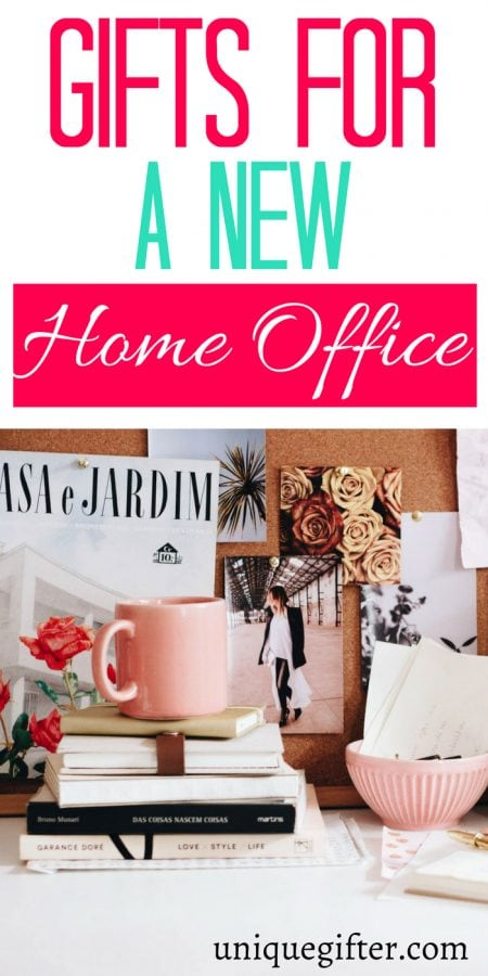 Gifts for a New Home Office