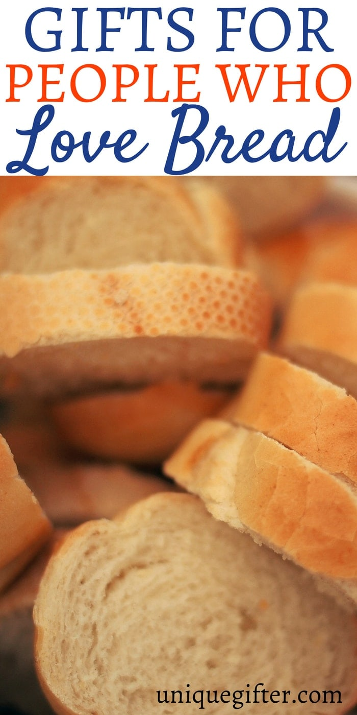 Gift Ideas for Bread Lovers | Thank you gifts for a Bread Lovers | What to buy a person who loves bread for Christmas | Bread Lovers gift ideas from my boss | What to get my bread loving employees for birthday presents | Creative gifts for a Bread Lovers | Bread Lovers gift ideas | #gifts #breadlover #present