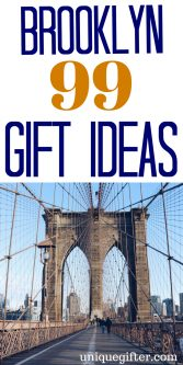 Gift ideas for a Brooklyn 99 Fan   Unique Gifts For Brooklyn 99 Fans   Brooklyn 99 Gifts   Fan Worthy Brooklyn 99 Gifts   Presents for A Friend who loves Brooklyn 99   Brooklyn 99 Presents   #gifts #Brooklyn99 #fangifts