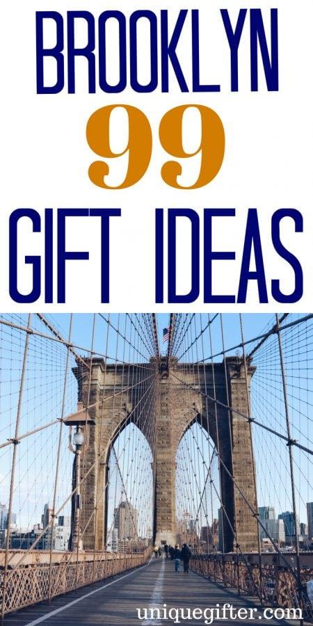 Brooklyn 99 Gifts