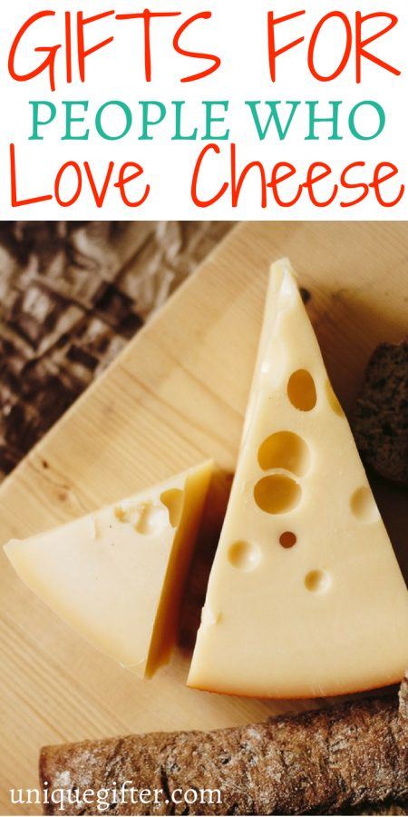 20 Cheese Lover Gifts