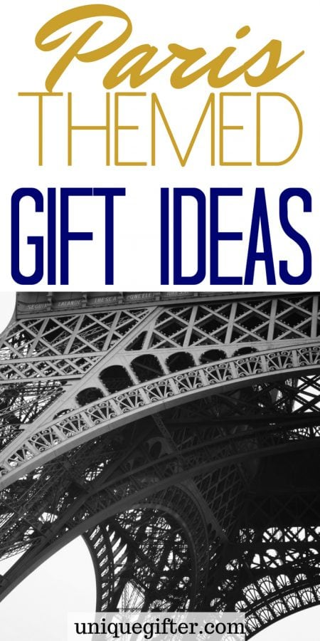 Paris Themed Gifts