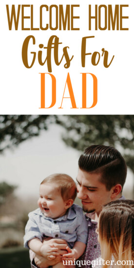 Welcome home Gifts for dad | What to buy for a welcome gift for dad | Dad Gift Ideas | Presents for a welcome home for him | Special welcome gifts for daddy | Travel gifts ideas | #giftsfordad #welcomegift #present