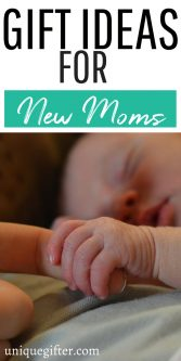 Gift Ideas for new moms | Best things to get someone who just had a baby | Baby shower gift ideas | How to support a young family | Young Mom Gifts | Presents for a family with a new baby | Newborn gifts | #babyshower | #infant #baby