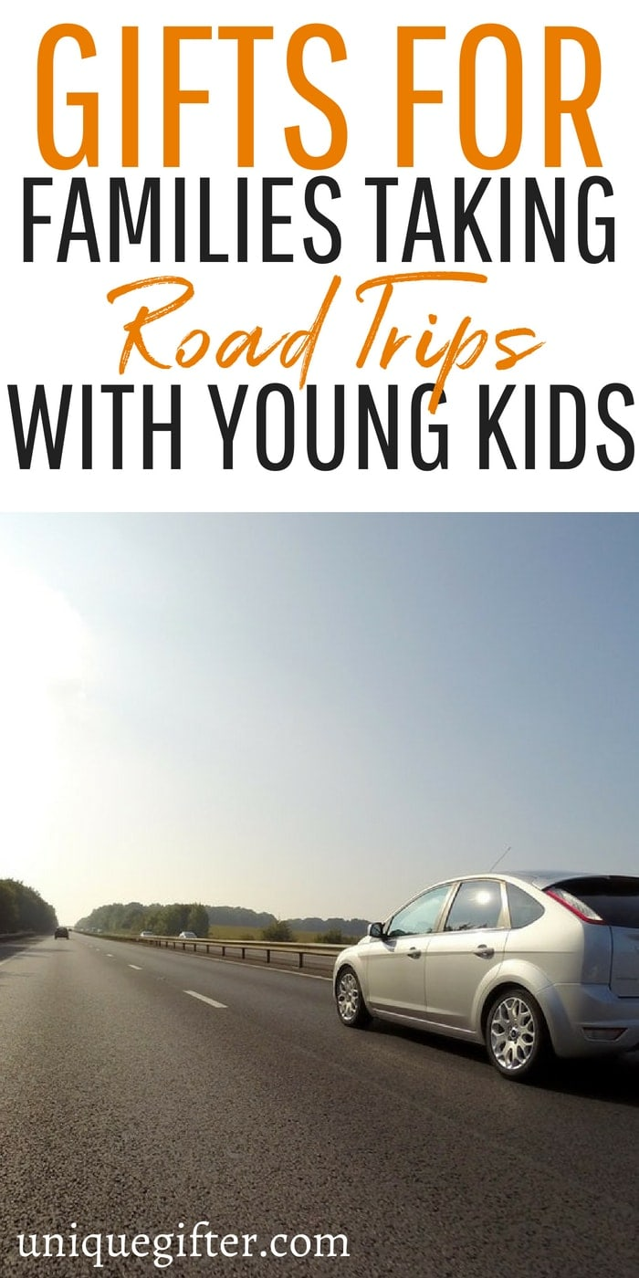 What to Buy A Family Taking A Road Trip With Young Kids | Entertaining Gifts for Families Taking Road Trips with Young Kids | Road trip gift ideas | Presents for road trips | Presents to Keep Kids Busy While on a Road Trip | #travelgifts #present #familyroadtrip