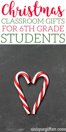 Christmas Gifts for a 6th grade student | 6th grade student gift ideas | What to buy a 6th grade student for #Christmas | Classroom gifts for a 6th grade students |Unique gifts for 6th grade students | What to buy for a 6th grade student | 6th grade student gift ideas | clever 6th grade student gifts | #gifts #holiday #classroomgifts