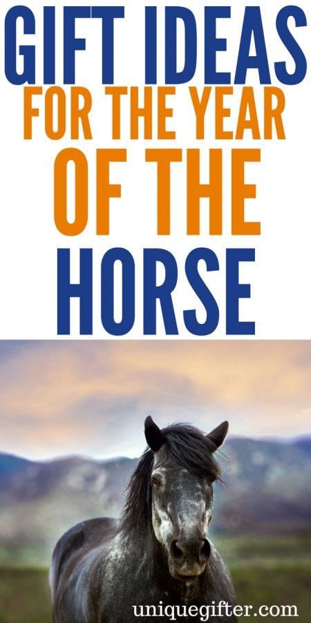 20 Gift Ideas for the Year of the Horse