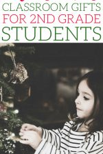 Christmas Classroom Gifts for 2nd Grade Students