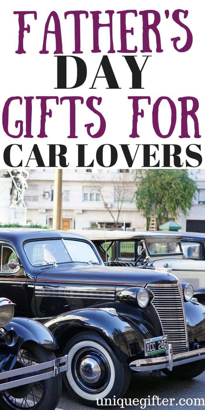 Father's Day Gifts for Car Lovers | What to buy my Dad who loves cars | Creative car fantatic gifts for my husband | Unique birthday and Christmas presents for someone who likes antique cars | Gift Ideas for Dad | Presents for Father's Day this year #fathersday #dad #gifts